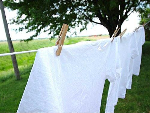Dürfen extra lange t shirts von girav in den trockner?