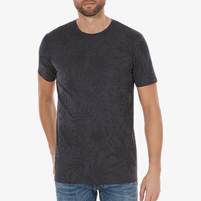 Santiago T-shirt, Dunkelgrau