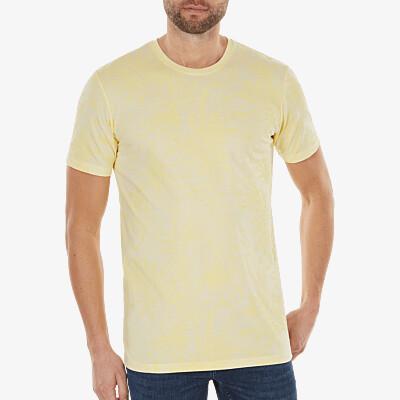 Santiago T-shirt, Hellgelb