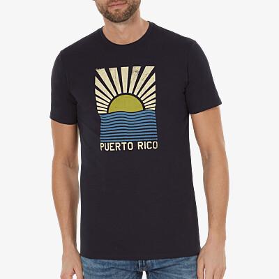 The City - Puerto Rico, Dunkelblau