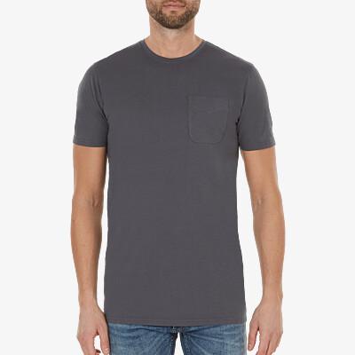 Largo T-Shirt, Dunkelgrau