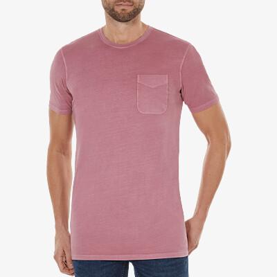 Largo T-Shirt, Vintage Purple