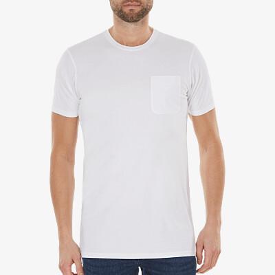 Largo T-Shirt, Weiß