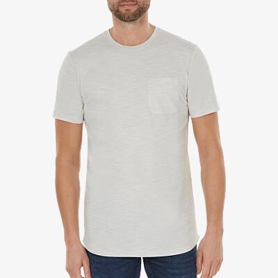 Altea T-shirt, Hellgrau
