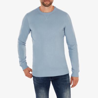 Cambridge Sweatshirt, Hellblau