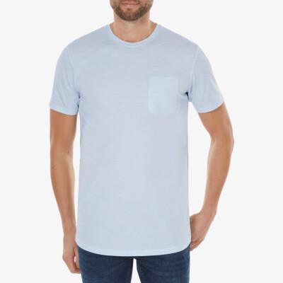 Altea T-shirt, Himmelblau