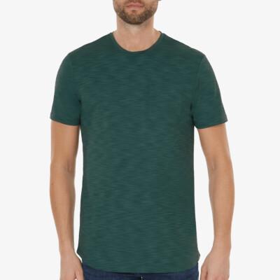 Altea T-shirt, Tiefgrün