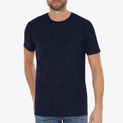 Santiago T-shirt, Dunkelblau