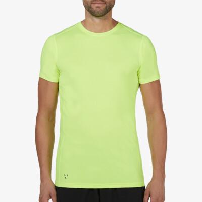 Boston Sportshirt, Neongelb