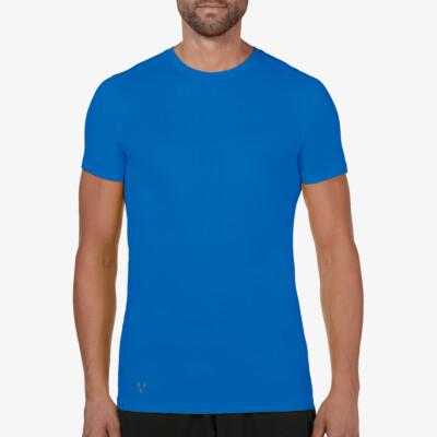 Boston Sportshirt, Snorkel Blue