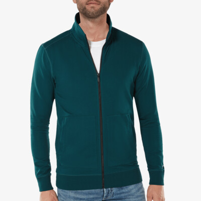 Aberdeen Light Strickjacke, Deep Green