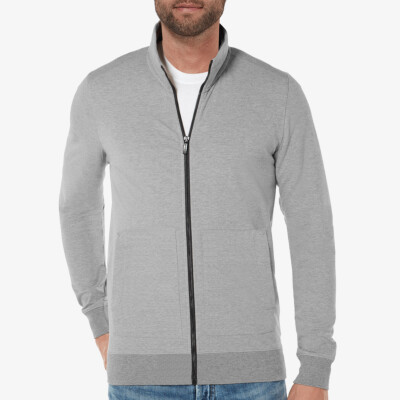 Aberdeen Light Strickjacke, Grau