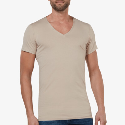 Brisbane T-shirt, 2-pack invisible