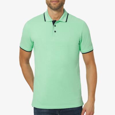 Granada Poloshirt, Ice Green