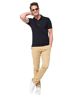 Regular Fit Poloshirt für Herren