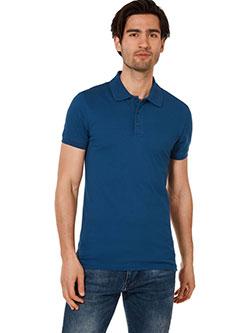 Slim Fit Poloshirt für Herren