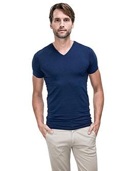 Slim Fit T-Shirt für Herren