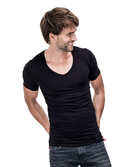 Slim Fit Männer T-Shirt